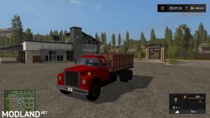 International Loadstar Grain Truck v 1.2, 1 photo