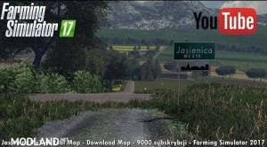 Jasienica MeXyK Real Map v 1.0