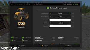 JCB Fastrac 4000er Series v 1.0, 3 photo