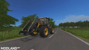 JCB Fastrac 4000er Series v 1.0, 1 photo