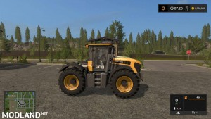 JCB Fastrac 4220 KG and VF converted v 1.0, 7 photo