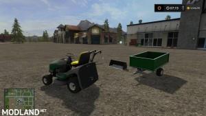 JD Tractor Pack (Rasenmaher) v 1.0, 4 photo