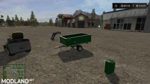 JD Tractor Pack (Rasenmaher) v 1.0, 5 photo