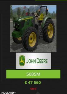 John Deere 5080M v 1.0, 2 photo