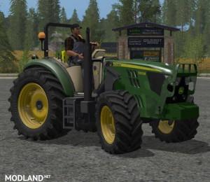 John Deere 5080M v 1.0, 5 photo