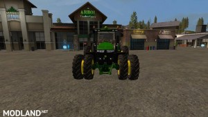 JOHN DEERE 7R v1.2 FIXED VERSION, 4 photo