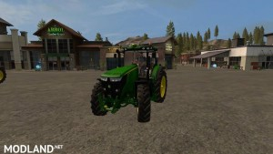 JOHN DEERE 7R v1.2 FIXED VERSION, 5 photo