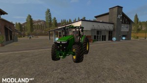 JOHN DEERE 7R v1.2 FIXED VERSION, 6 photo