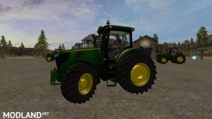 JOHN DEERE 7R v1.2 FIXED VERSION, 7 photo
