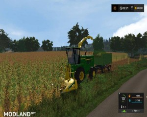 John Deere 7x00 series v 1.2, 8 photo