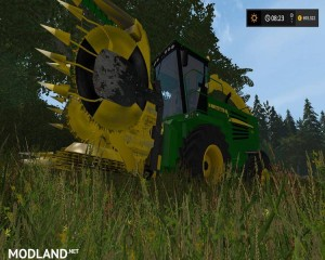 John Deere 7x00 series v 1.2, 9 photo