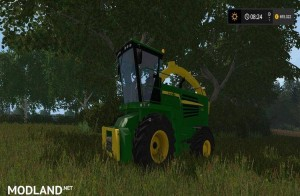 John Deere 7x00 series v 1.2, 1 photo