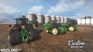 John Deere 9RT 2014 v 2.0, 4 photo