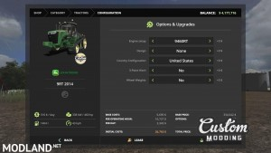 John Deere 9RT 2014 v 2.0, 5 photo