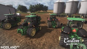 John Deere 9RT 2014 v 2.0, 1 photo
