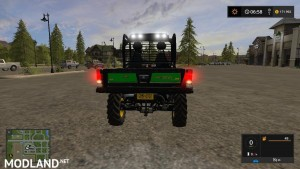 John Deere HPX Gator v 1.1.0, 3 photo