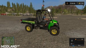 John Deere HPX Gator v 1.1.0, 4 photo