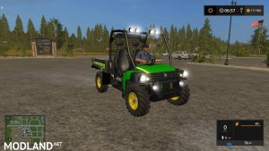 John Deere HPX Gator v 1.1.0, 1 photo