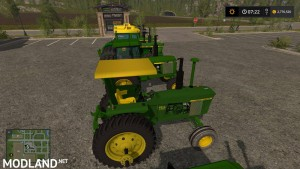John Deere Old Series v 1.0, 4 photo