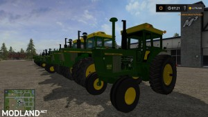 John Deere Old Series v 1.0, 1 photo
