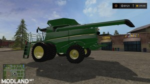 JOHN DEERE S600 US VERSION MODEL 2012 v 1.0, 2 photo