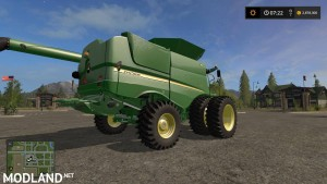 JOHN DEERE S600 US VERSION MODEL 2012 v 1.0, 4 photo