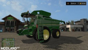 JOHN DEERE S600 US VERSION MODEL 2012 v 1.0, 1 photo