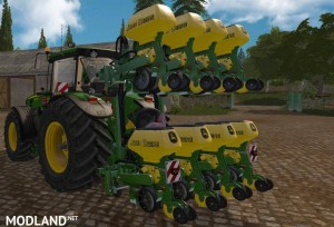 John Deere Seeder v 1.1, 1 photo