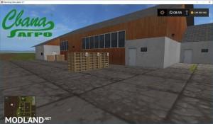 Kartonfabrik placeable v 1.0, 2 photo