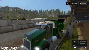 Kenworth Feed Truck