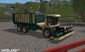 KRONE BIG-L500 Pro v 1.0.0.1, 2 photo