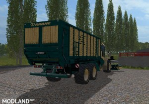 KRONE BIG-L500 Pro v 1.0.0.1, 3 photo