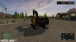 KST VOLVO EC300 WITH WORKING THUMB UPDATED CONTROLS v 3.2, 3 photo