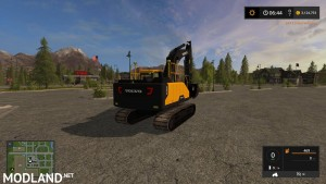 KST VOLVO EC300 WITH WORKING THUMB UPDATED CONTROLS v 3.2, 4 photo