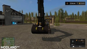 KST VOLVO EC300 WITH WORKING THUMB UPDATED CONTROLS v 3.2, 7 photo