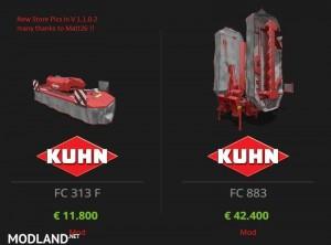 Kuhn FC313F / FC883 v1.1.0.2, 2 photo