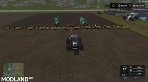 Lantmanen FS Zell's 214ft sowing rig v 1.0
