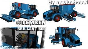 Lemken Brillant 600 v 1.0, 1 photo