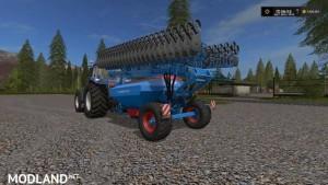 Lemken Solitair12 Multifruit Seeder Mod v 1.0