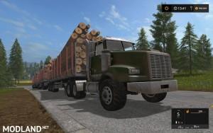 Lizard Log Truck Nokian Tires v 1.1