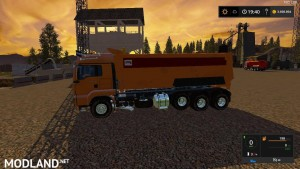 Man Dumper v 1.2, 1 photo