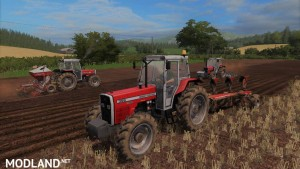 Massey Ferguson 300 Series Pack v 1.0, 3 photo