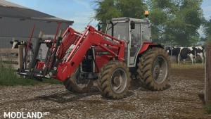 Massey Ferguson 300 Series Pack v 1.0, 5 photo