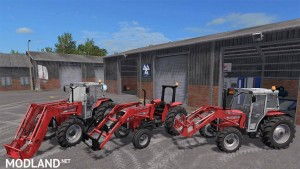 Massey Ferguson 300 Series Pack v 1.0, 1 photo