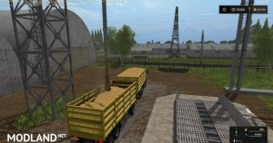 Maz Kolos and Trailer v 1.0, 6 photo