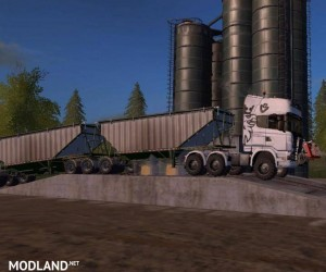 MBJ Semi trailer v 1.0, 2 photo