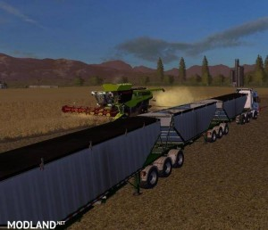 MBJ Semi trailer v 1.0, 3 photo