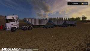 MBJ Semi trailer v 1.0, 5 photo