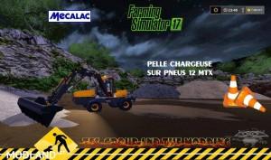 MECALAC MTX 12 v 2.0, 5 photo
