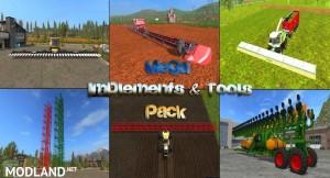 Mega Implements Pack v 1.0
